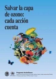 Salvar la capa de ozono