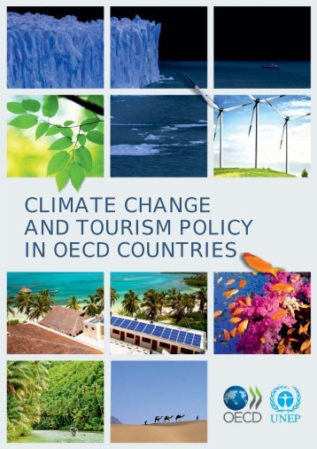 CLIMATE CHANGE AND TOURISM POLICY IN OECD COUNTRIES