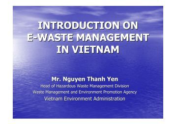 introduction to waste management pdf