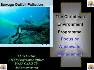 Overview of LBS Protocol and Wastewater Management