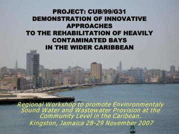Cuba Heavily Contaminated Bays