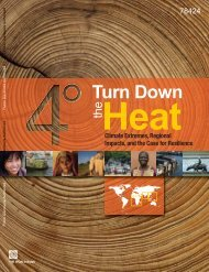 Turn Down the Heat - UNEP