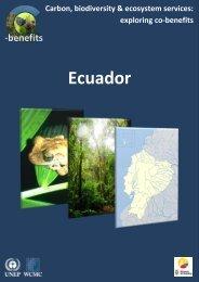 Ecuador - UNEP World Conservation Monitoring Centre