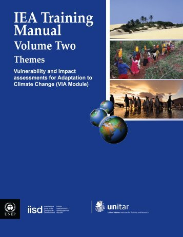 Vulnerability and impact assessment for adaptation to ... - UNEP