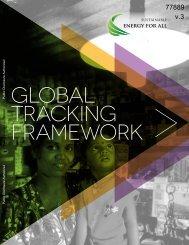 Global Tracking Framework - UNEP
