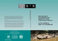 Latin America; in English (pdf) - Transboundary Freshwater Dispute ...