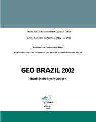 GEO Brasil - UNEP