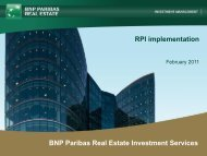 RPI implementation