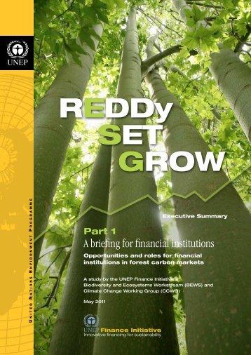 Executive Summary - UNEP Finance Initiative