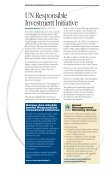 Issue 5 - UNEP Finance Initiative - Page 2