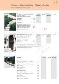 Stufen · Abdeckplatten - bei Franken-Schotter - Seite 6