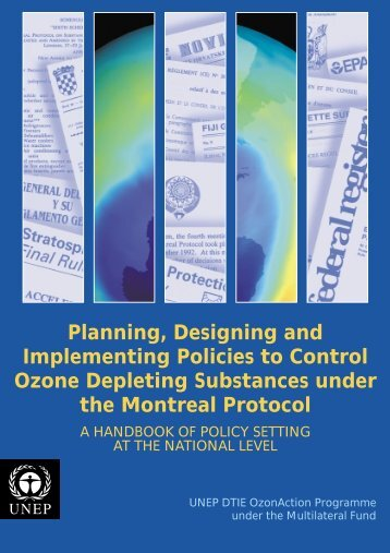 Planning, Designing and Implementing Policies to Control - DTIE