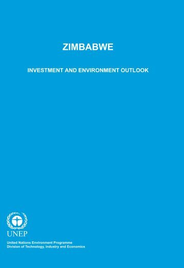 zimbabwe - investment and environment outlook - DTIE