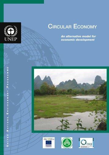 CIRCULAR ECONOMY - UNEP