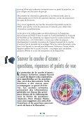 La protection de la couche d'ozone : chaque initiative compte - Page 7