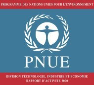 Annual Report francais ok - DTIE