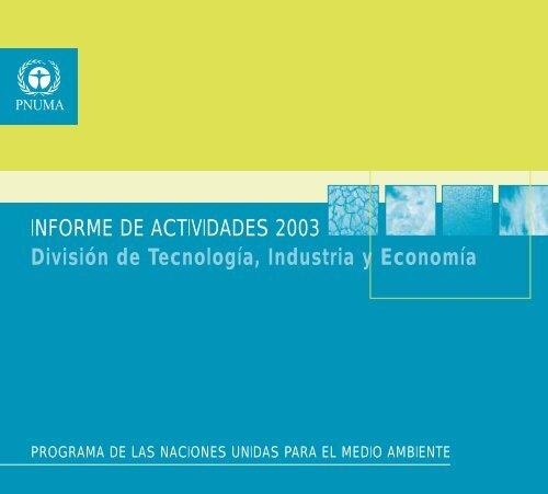 Annual Report 1999 - DTIE