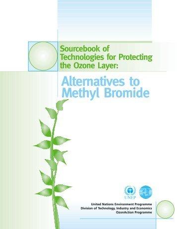 Alternatives to Methyl Bromide - DTIE