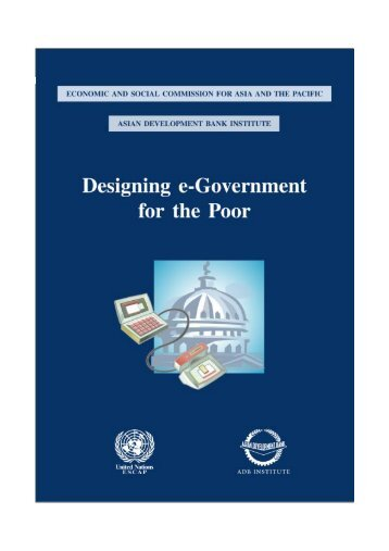 Designing E-Government for the Poor - Tanzania Development ...