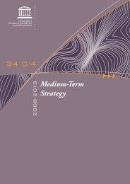 Medium-term Strategy, 2008-2013