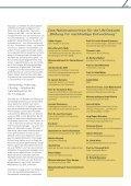 """Die UN -Dekade """"Bildung für nachhaltige Entwicklung"""" - Unesco - Page 3"""