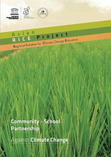 Community - School Partnership Against Climate Change