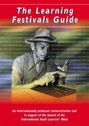 Learning Festivals Guide - Unesco