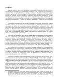 Document de travail No. 57 - Unesco - Page 7