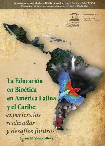 Educación en Bioética - Unesco