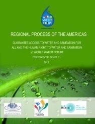 VI World water forum - Unesco
