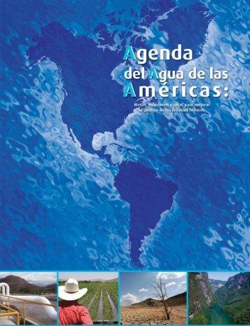 Descargar Agenda del Agua de las Américas - Unesco