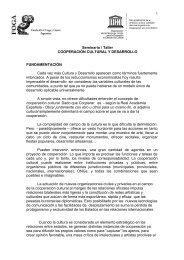 Programa - Unesco