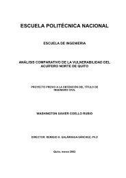ESCUELA POLITÉCNICA NACIONAL - Unesco