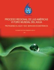 Protegiendo el Agua y sus Servicios Ecosistémicos - Unesco