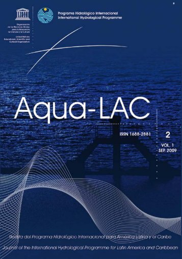 AquaLAC-Vol1 N2 2009.pdf - Unesco