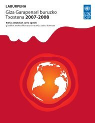 gizakion arteko elkartasuna mundu zatitu honetan - Unesco Etxea