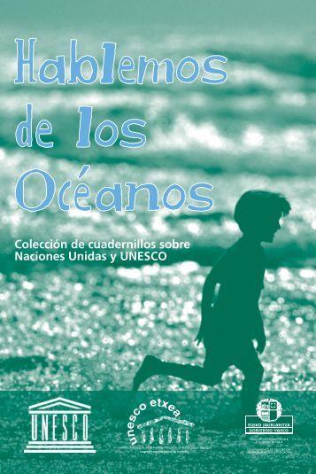UNESCO oceanos castellano - Unesco Etxea