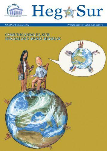 COMUNICANDO EL SUR - Unesco Etxea