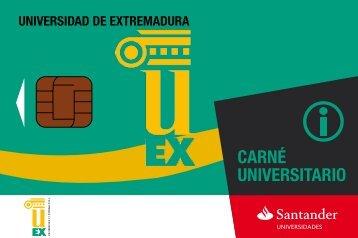 Acceso a la Guia Oficial - Universidad de Extremadura