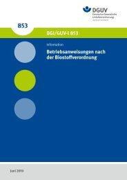 BGI/GUV-I 853 -
