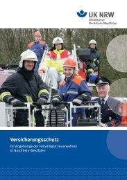 Versicherungsschutz für Angehörige der ... - Unfallkasse NRW