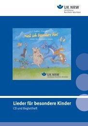 Begleitheft - Unfallkasse NRW