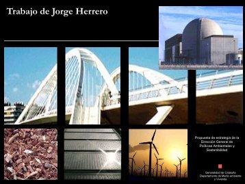 Trabajo de Jorge Herrero