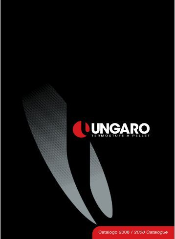 Catalogo 2008 / 2008 Catalogue - Ungaro srl
