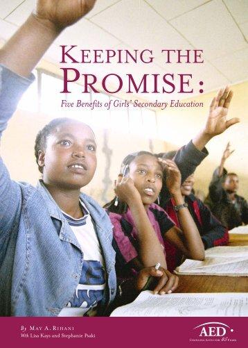 Layout 1 - United Nations Girls' Education Initiative