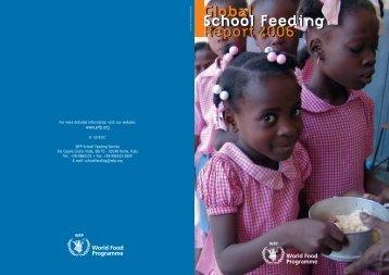 Global School Feeding Report 2006 - United Nations Girls ...