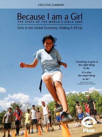 Because I am a Girl : the state of the world's girls - United Nations ...