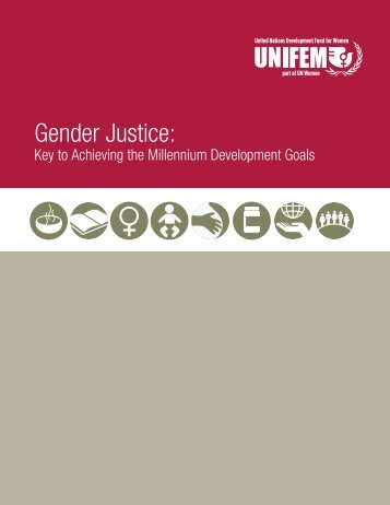 Gender Justice: - United Nations Girls' Education Initiative