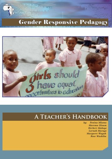 Gender Responsive Pedagogy - United Nations Girls' Education ...