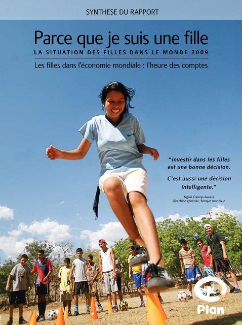 Parce que je suis une fille - United Nations Girls' Education Initiative